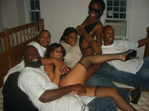 ebony bisexual swingers