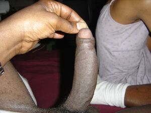 big white cock for ebony