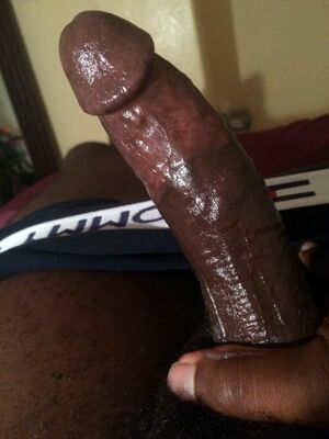 big black monster cock