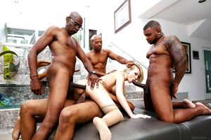 black dick double penetration