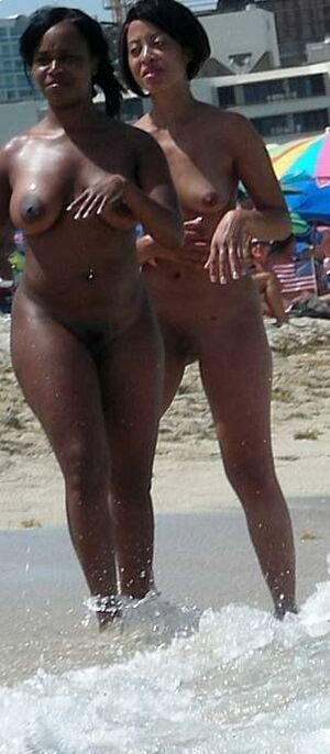 black female nudist