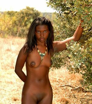 black thick women naked