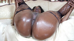 big ebony ass tube