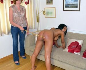 black boy spanked